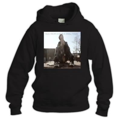 """Tales From A Small Town"" Hoodie (Unisex)"