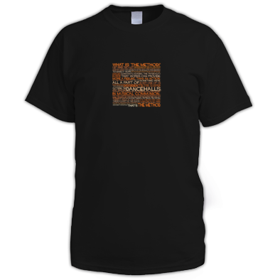 What is the Method? COLOUR Tee