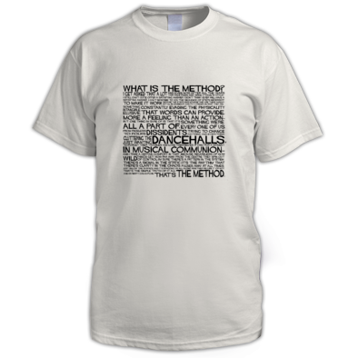 What is the Method? PLAIN Tee