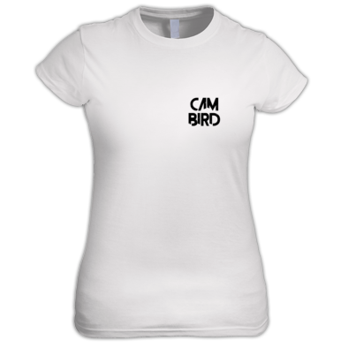 """Cam Bird"" Girls Tee"