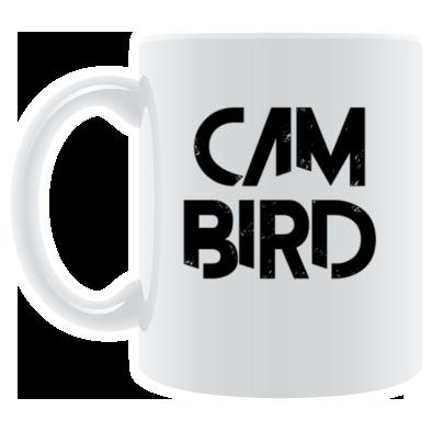 Cam Bird Logo Mug