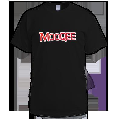 Mooqee text Logo