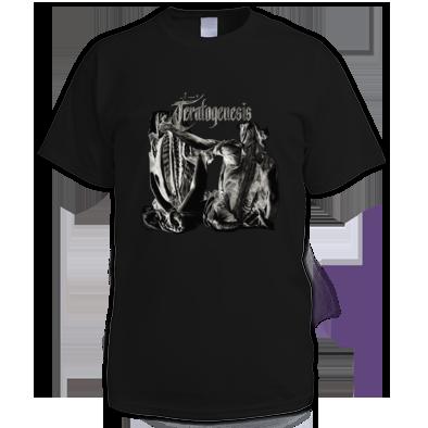 Teratogenesis Album-tshirt