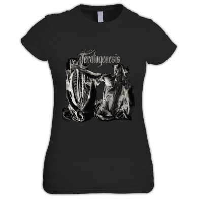 Teratogenesis Album-tshirt girlie