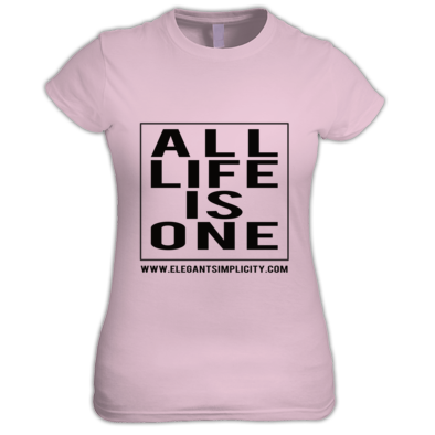 All Life is One T-Shirt