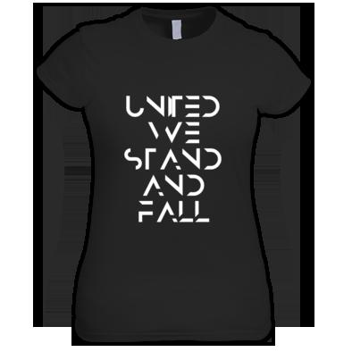 UNITED WE STAND WOMEN SHIRT