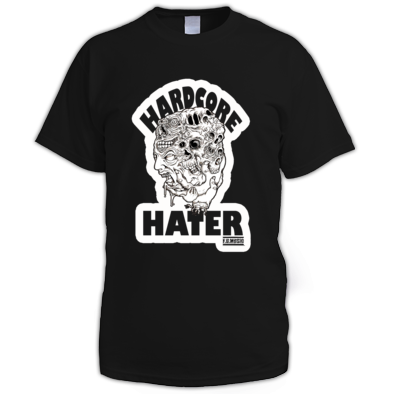 Hardcore Hater *Black*