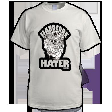 Hardcore Hater *White*