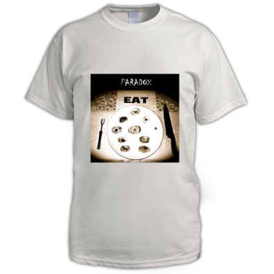 EAT Single Mens T-Shirt