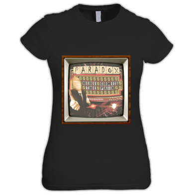 Here Comes The Pain - Female T-Shirt