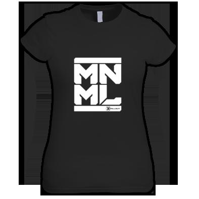 Zero Method - MNML Tee Womans