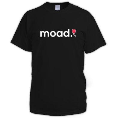 MOAD Red Balloon Tee
