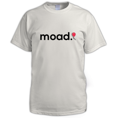 MOAD Red Balloon Tee 2