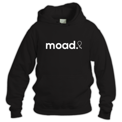 MOAD Red Balloon Hoodie Flex