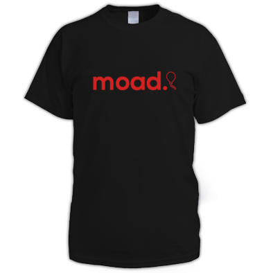 MOAD Red Balloon Tee flex