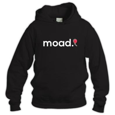 MOAD Red Balloon Hoodie