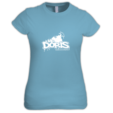 Mr Doris Logo T
