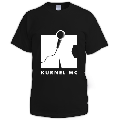 KMC Men Basic Logo T