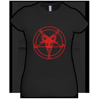 Lilith Ram Skull Logo