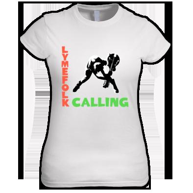 Lymefolk Calling Tee (Women's)