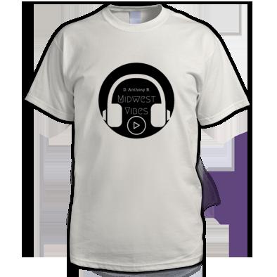 Midwest Vibes Headphones Tee