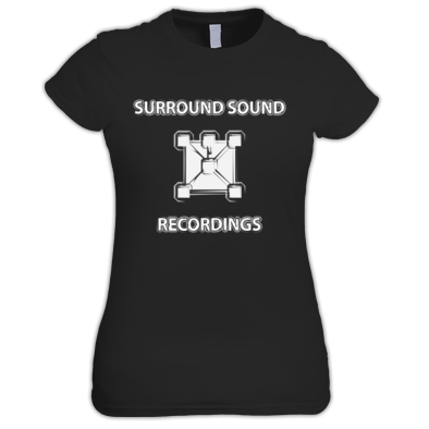 Surround Sound Logo - Sketched
