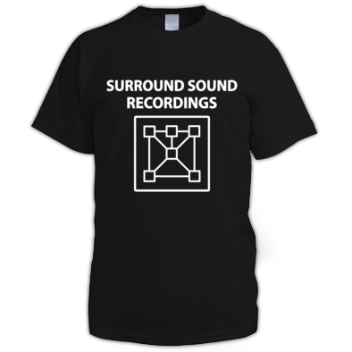 Surround Sound Logo - Simple