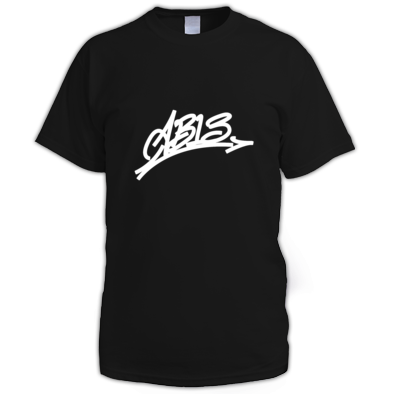 AB13 'In White' Tee