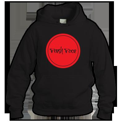 Circle FreshFace Clothing Logo - Hoodie
