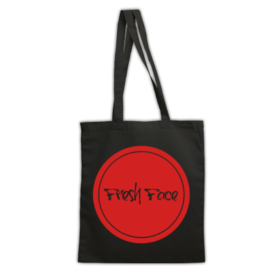 Circle FreshFace Clothing Logo - Tote Bag
