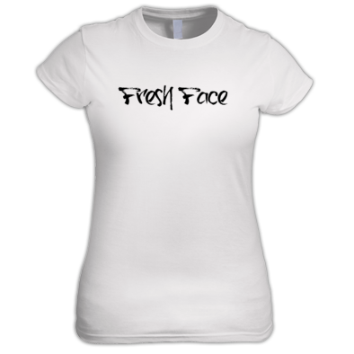 Fresh Face Clothing Wording - Logo