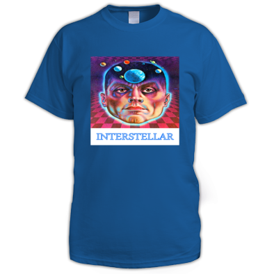 Interstellar (Colour Logo Range)