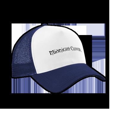 Midnight Clover - Font Logo