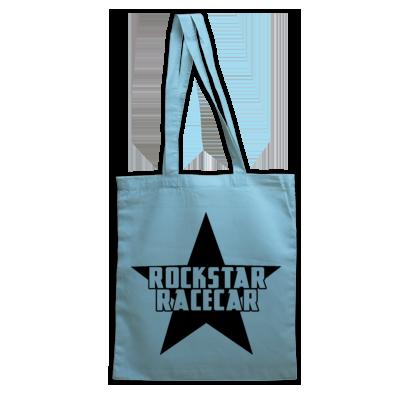 Rockstar Racecar Star Logo Tote Bag