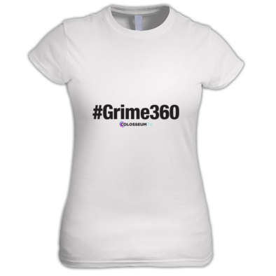 Womens #Grime360 T-Shirt
