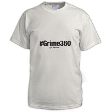 Mens #Grime360 T-Shirt