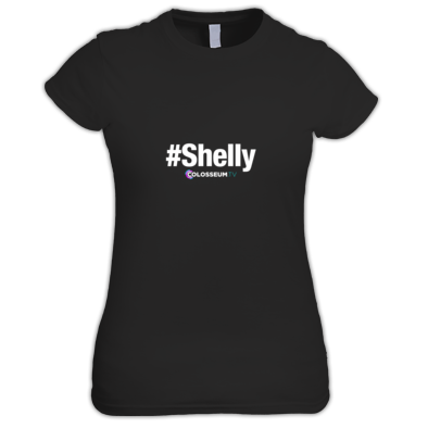 Womens #Shelly T-Shirt