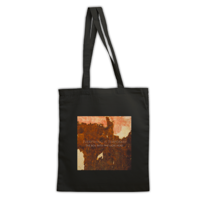 Everything is Temporary Tote Bag