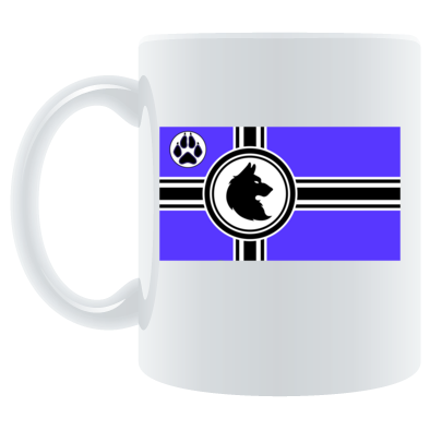 Wolfistan Flag