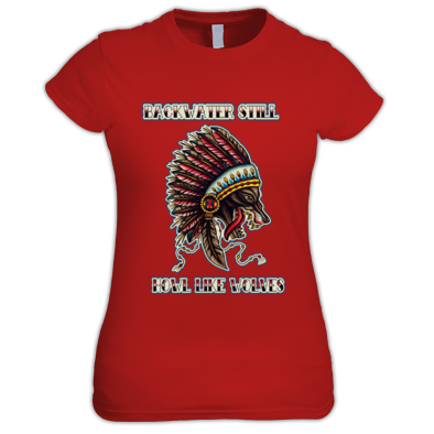 Women's Howl Like Wolves T-Shirt