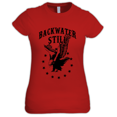 Women's Backwater Still Eagle T-Shirt
