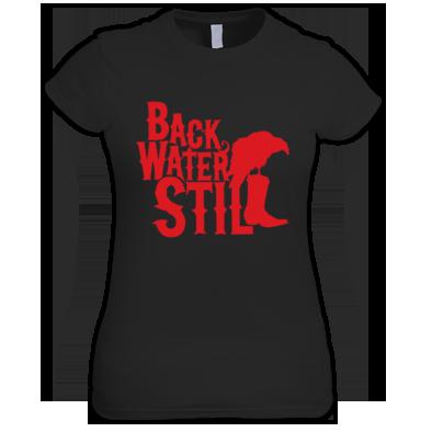 Women's Backwater Still Classic Logo