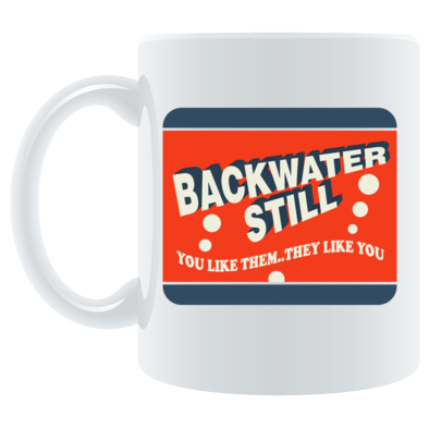Backwater Still Mug