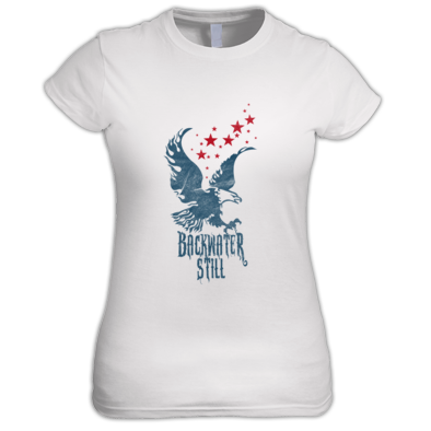 Women's Backwater Still Distressed Eagle