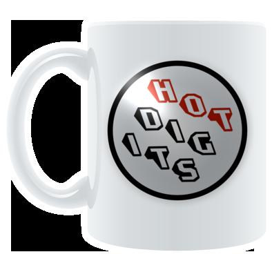 Hot Digits Silver logo