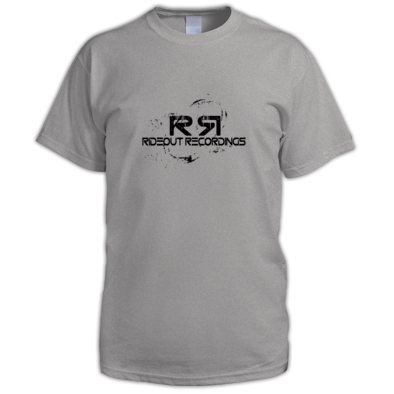 Rideout Recordings Logo - Men's Tee - Various Colors