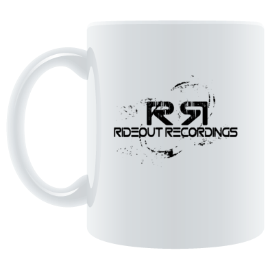 Rideout Recordings Logo - Coffee Mug