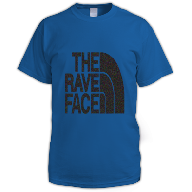 The Rave Face Men's