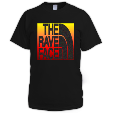 The Rave Face Colour