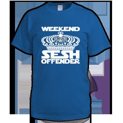 Weekend sesh offender
